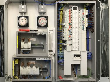 commercial electrical box