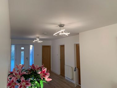 hall ceiling lights